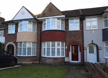 Thumbnail 3 bed terraced house for sale in Hampden Way, Southgate, London