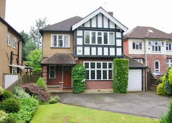 Thumbnail 4 bed detached house for sale in Northfield Avenue, Pinner