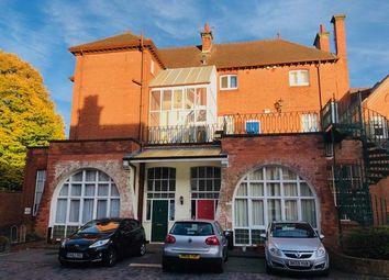 Thumbnail 2 bed flat for sale in Rose Road, Harborne, Birmingham