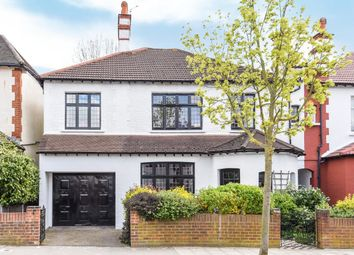 Thumbnail 5 bedroom detached house for sale in Strathbrook Road, London