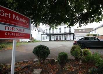 Thumbnail 2 bedroom flat for sale in Church Street, Whitchurch