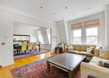 Thumbnail 3 bed flat to rent in Carlton Mansions, Holland Park Gardens, London