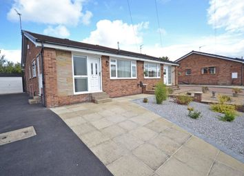 Thumbnail 2 bed semi-detached bungalow for sale in Longlands Close, Ossett