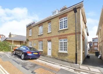 Thumbnail 4 bed end terrace house for sale in Cowes, Isle Of Wight, .