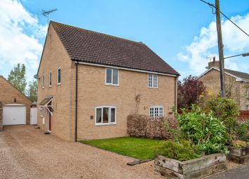 Thumbnail 3 bedroom semi-detached house for sale in Old Feltwell Road, Methwold, Thetford