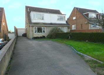 Thumbnail 2 bedroom semi-detached house for sale in Common Road, Huthwaite, Sutton-In-Ashfield