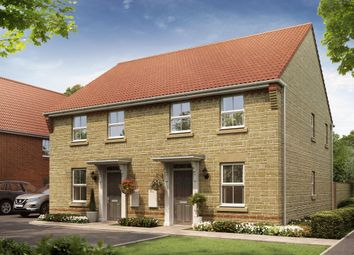 "Thumbnail 3 bed semi-detached house for sale in ""Ashurst"" at Oxford Road, Calne"