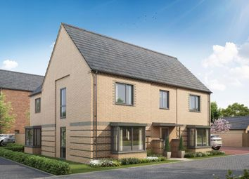 "Thumbnail 5 bedroom detached house for sale in ""Henley"" at Pedersen Way, Northstowe, Cambridge"