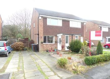 Thumbnail 2 bedroom semi-detached house for sale in Ladywell Close, Hazel Grove, Stockport, Chehsire