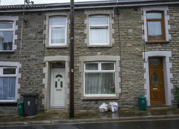 Thumbnail 3 bed terraced house for sale in Consort Street, Mountain Ash, Mid Glamorgan