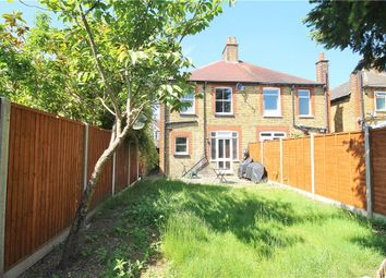 Thumbnail 2 bed semi-detached house for sale in Ruskin Road, Staines-Upon-Thames, Surrey