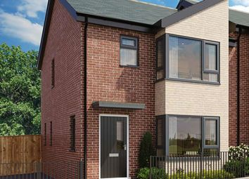 Thumbnail 3 bed semi-detached house for sale in Eckford Street (Plot 34 Cheetham Hill), Manchester