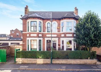 Thumbnail 4 bed semi-detached house for sale in Sandon Street, New Basford, Nottingham