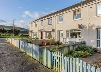 Thumbnail 3 bed terraced house for sale in Hawthorn Drive, Girvan, South Ayrshire, Scotland