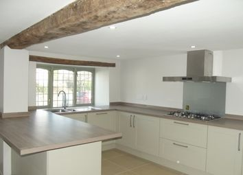 Thumbnail 4 bed barn conversion to rent in High Street, Braithwell, Rotherham