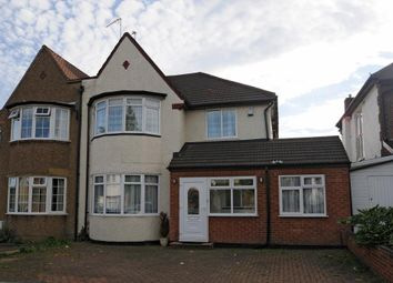 Thumbnail 4 bedroom detached house to rent in Hervey Close, Finchley N3,