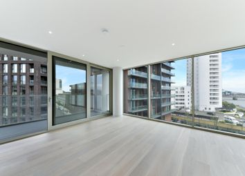 Thumbnail 1 bedroom flat to rent in Liner House, Royal Wharf, London