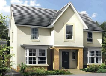 "Thumbnail 4 bed detached house for sale in ""Gleneagles"" at Glassford Road, Strathaven"