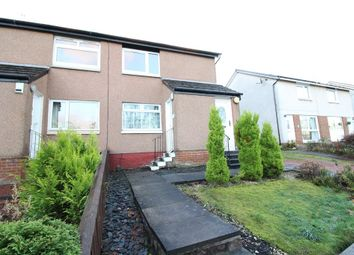 Thumbnail 1 bed flat for sale in 135, Langlea Avenue, Cambuslang, Glasgow, South Lanarkshire