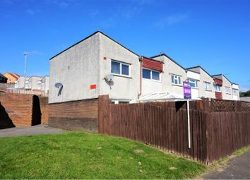 Thumbnail 3 bed end terrace house for sale in Laleston Close, Barry