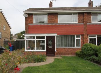3 bed semi-detached house to rent in Beechdale, Cottingham HU16