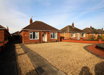 Thumbnail 3 bed bungalow to rent in Station Road, Branston