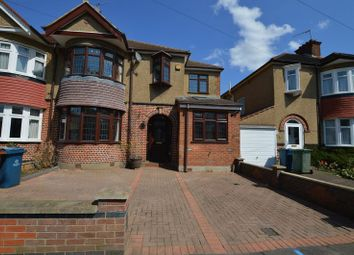 Thumbnail 4 bed semi-detached house to rent in Elm Drive, North Harrow, Harrow