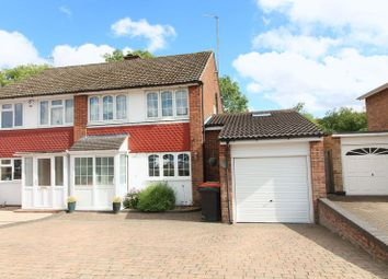 Thumbnail 4 bed semi-detached house for sale in Cartmel Drive, Dunstable