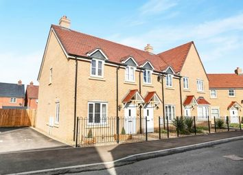 Thumbnail 3 bed end terrace house for sale in Sanger Avenue, Biggleswade, Bedfordshire, .