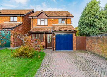 Thumbnail 3 bed detached house for sale in Westminster Way, Lower Earley, Reading