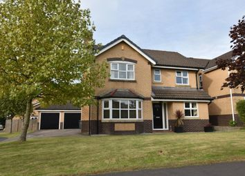 Thumbnail 4 bed detached house for sale in Chestnut Crescent, Barrow