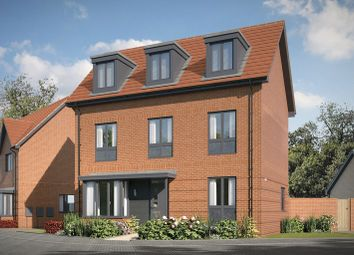 Thumbnail 4 bed semi-detached house for sale in Cranfield Road, Wooton, Bedforshire