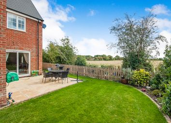 Thumbnail 4 bedroom detached house for sale in Hillfield Road, Oundle, Peterborough
