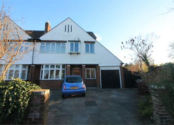 Thumbnail 4 bed semi-detached house for sale in The By-Pass, Great Crosby, Liverpool, Merseyside
