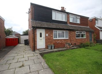 Thumbnail 2 bed semi-detached house for sale in Briar Grove, Ingol, Preston