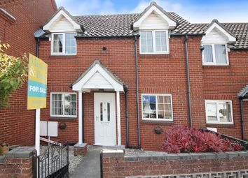 Thumbnail 2 bed terraced house for sale in Blacksmith Cottages, High Street, Caister