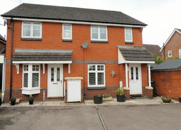 Thumbnail 2 bed semi-detached house for sale in Meadow Close, Daventry