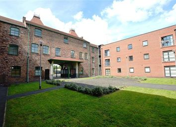 Thumbnail 1 bedroom flat for sale in 45 Hartley Court, Lock 38, Cliffe Vale, Stoke-On-Trent