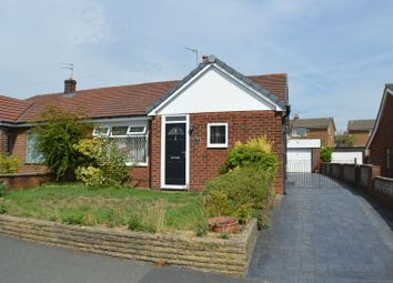 Thumbnail 3 bed semi-detached bungalow for sale in Welch Road, Hyde