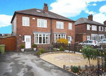 Thumbnail 4 bedroom semi-detached house for sale in Bradford Road, Wrenthorpe, Wakefield