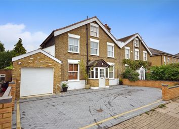 Thumbnail 5 bed semi-detached house for sale in Elms Lane, Wembley, Middlesex