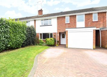 Thumbnail 4 bed terraced house for sale in Lovell Close, Henley-On-Thames, Oxfordshire