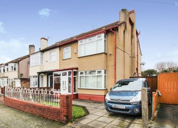 Thumbnail 4 bed semi-detached house for sale in Kingsmead Drive, Liverpool