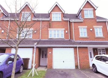 Thumbnail 3 bed terraced house for sale in Fieldings Close, Pemberton, Wigan