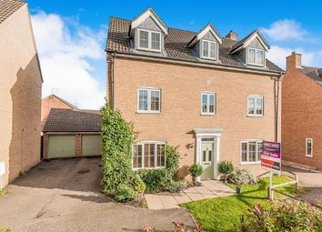 Thumbnail 5 bed detached house for sale in Marketstede, Hampton Hargate, Peterborough, Cambridgeshire