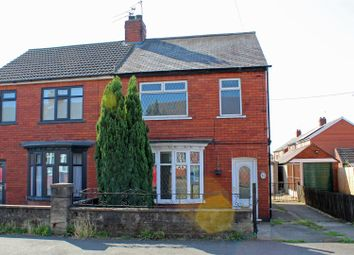 Thumbnail 3 bed semi-detached house for sale in Churchfield Road, Scunthorpe