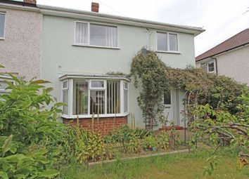 Thumbnail 3 bed semi-detached house to rent in The Crescent, Morton, Bourne