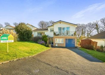 Thumbnail 4 bed detached house for sale in Crownhill, Plymouth, Devon
