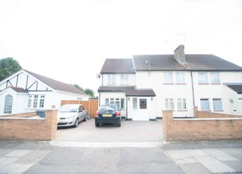 Thumbnail 1 bed flat to rent in White Heart, Hillingdon