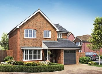 Thumbnail 4 bed detached house for sale in The Abersoch, Chester Rd, Oakenholt